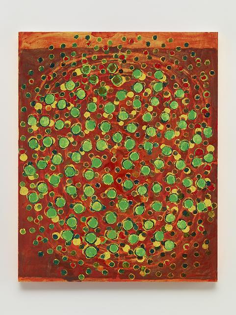 , 'Patterns in a Chromatic Field,' 2014, Patrick De Brock