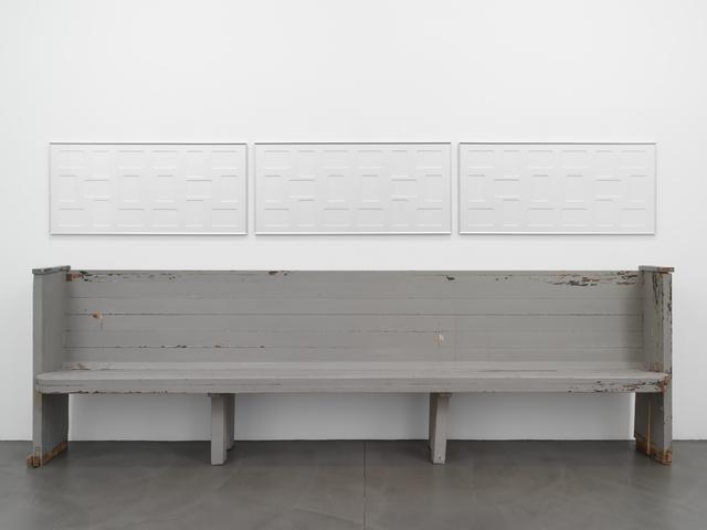 , 'Liotard/Aalto (Tse-Tse/Castagnettes) FS,' 2015, Galerie Andrea Caratsch