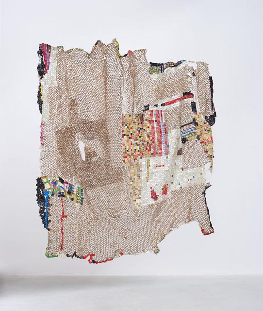 , 'E-witness,' 2017, Axel Vervoordt Gallery