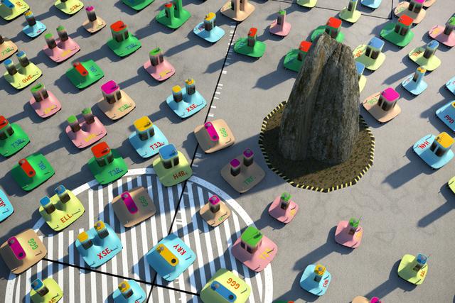 , 'Digiland,' 2012-2013, Istanbul Design Biennial