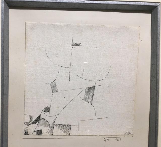 , 'Composition 160,' 1914, Worthington Gallery