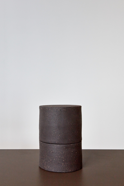 , 'Brown Stack n°5,' 2019, MLF | MARIE-LAURE FLEISCH