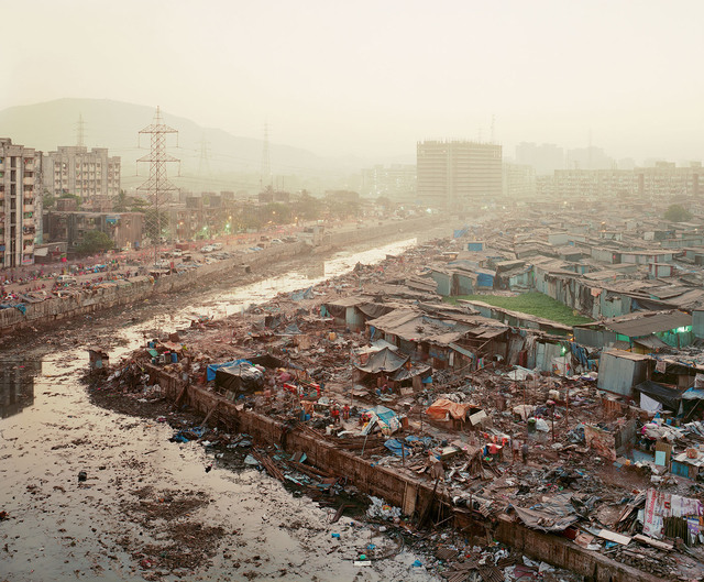 , 'Lallubhai Compound Eviction #1; Mankhurd, Mumbai,' 2011, Pictura Gallery