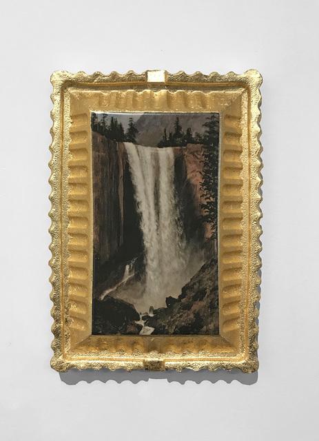 , 'Preservation & Use (Vernal Falls, 1863, Albert Bierstadt),' 2017, Ferrin Contemporary