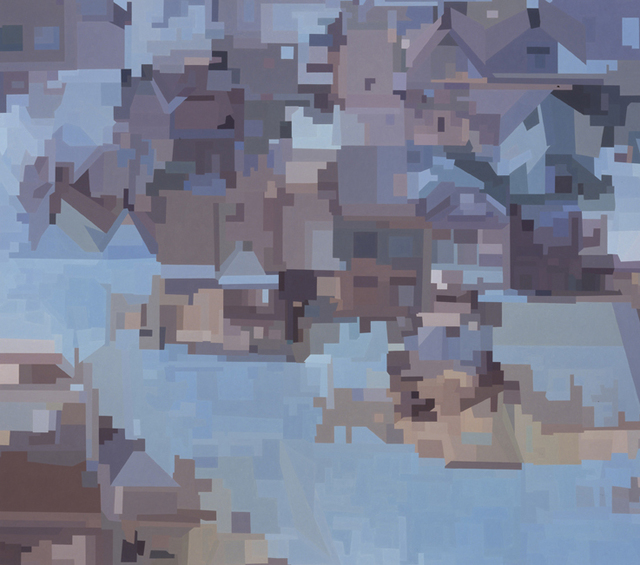 , 'Wetland,' 2005, Galerie Richard