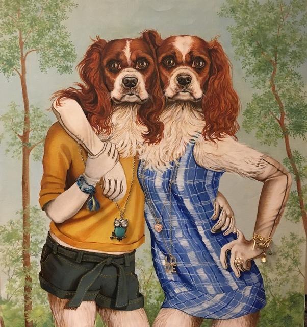 , 'Duffy Sisters,' , Isabella Garrucho Fine Art