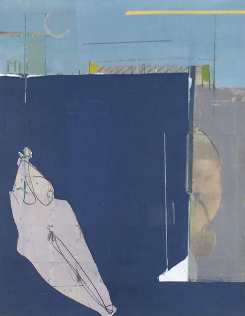 , 'Night Garden,' 1998, CYNTHIA-REEVES