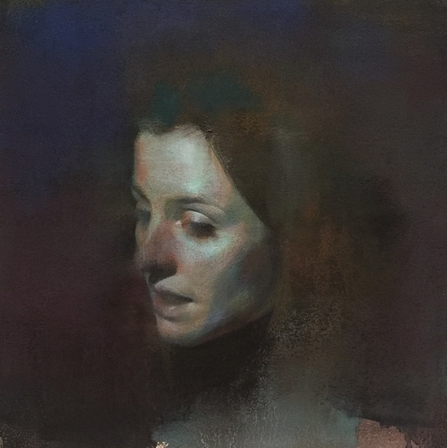 , 'Head Study I,' 2018, Gallery 1261