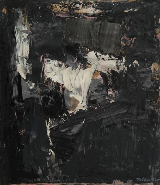 , ' Impression,' 1958, Hollis Taggart