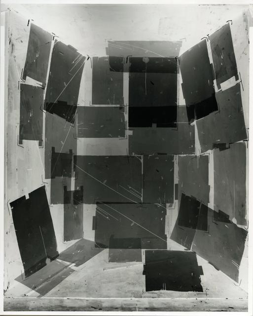 , 'Untitled, 1 (tijdens belichtingstijd),' 2015-2018, Galerie Bart