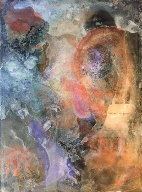Nicolás Bedel, 'Sin título (prueba 1) ', 2014, Machete
