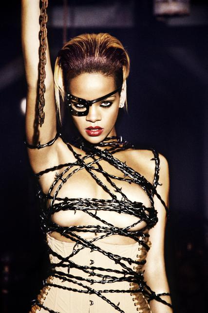 Ellen von Unwerth, 'Rihanna', 2009, Photography, Color Cibachrome, CAMERA WORK