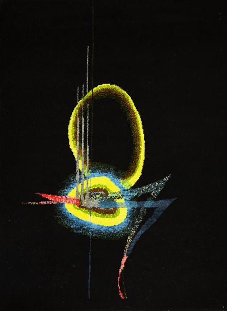 , 'Raw Yellow,' 2019, Anna Laudel