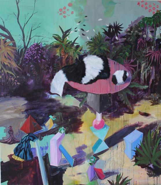 , 'Pandorie,' 2016, Nathalia Tsala Gallery