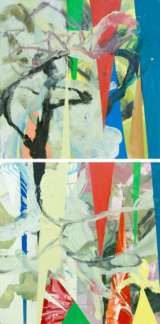 Cadu, 'Tratores da Roma x Pistões do Méier XII', 2018, Anita Schwartz Galeria de Arte