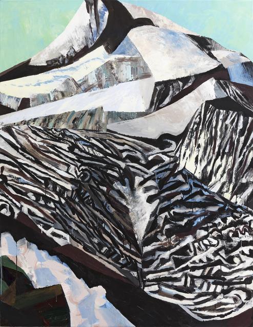, 'The Toe of Eliot Glacier,' 2017, Russo Lee Gallery