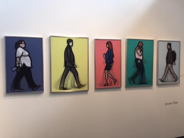, 'Lenticular Suite (Banker, Detective, Lawyer, Nurse, Student),' 2013, Jenkins Johnson Gallery