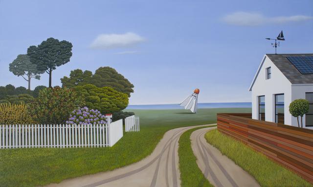 , 'Country Lane,' 2017, Berggruen Gallery