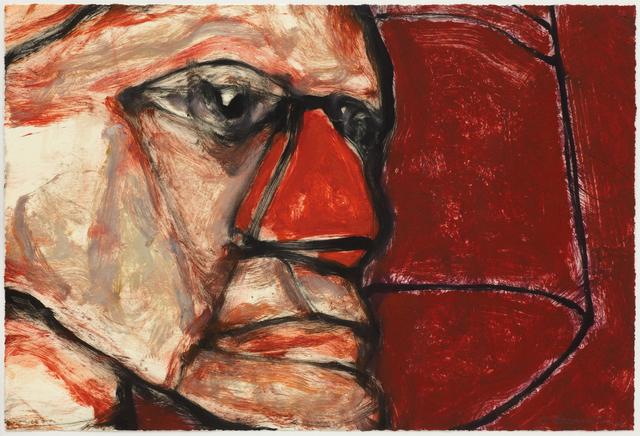 Hughie O'Donoghue, 'Rioba V', 2011, Marlborough Graphics