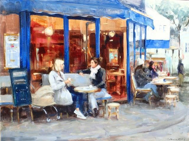 , 'Café,' 2017, Anquins Galeria
