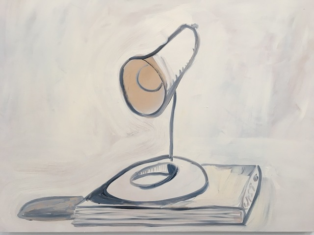 , 'Lamp,' 2017, Gallery 16