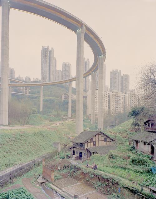 , 'Old House Under the Bridge,' 2014, Huxley-Parlour