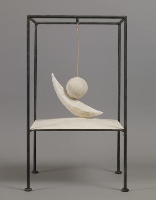 , 'Suspended Ball (Boule suspendue),' 1930-1931, Guggenheim Museum Bilbao
