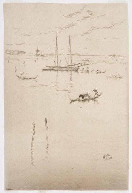 , 'The Little Lagoon,' 1879, Harris Schrank Fine Prints