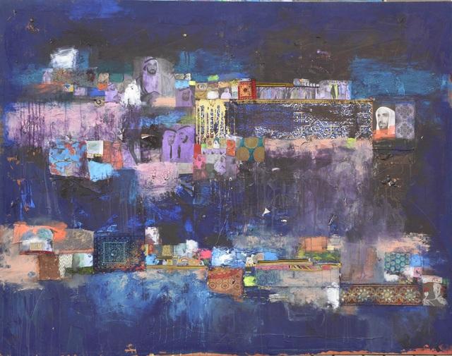 , 'UAE –Watan,' 2018, Salwa Zeidan Gallery