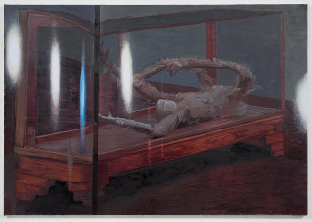 , 'Centerfold (Man as Ape),' 2016, Andréhn-Schiptjenko