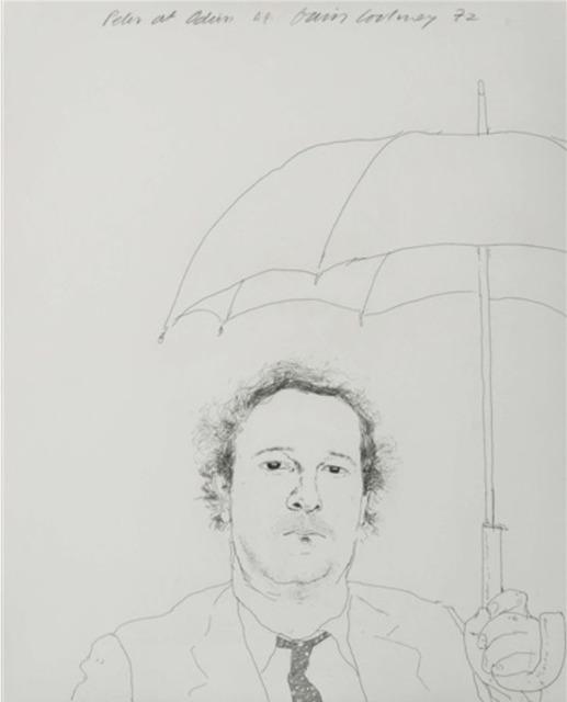 , 'The Restaurateur,' 1972, Lyndsey Ingram Ltd.