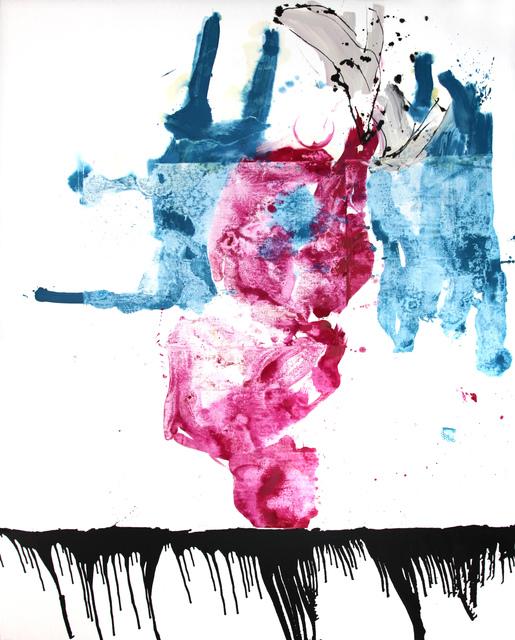 , 'Bald ist diese Zeit vorbei.,' 2010, Henze + Ketterer