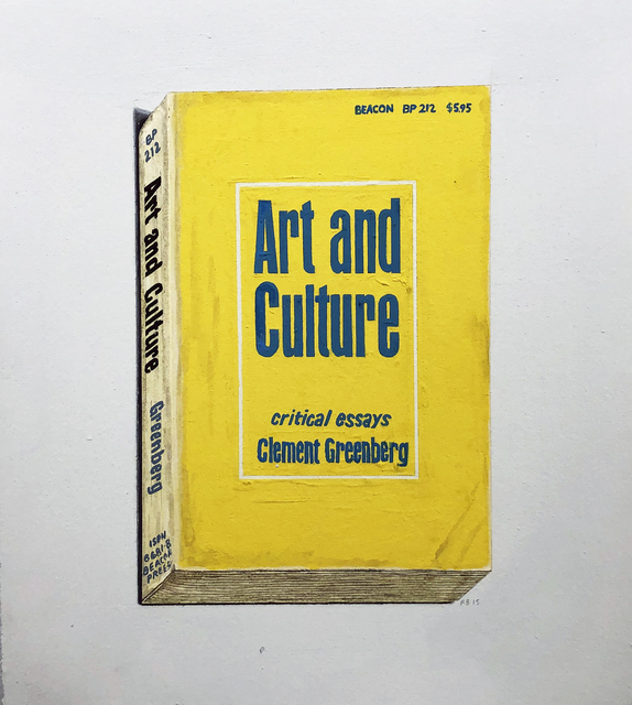 , 'Art and Culture,' 2017, Clark Gallery