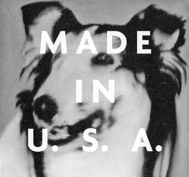 , 'Richtered, Hundekopf (Lassie), 1965 +  Made in the U.S.A., 1976,' 2012, Bruce Silverstein Gallery