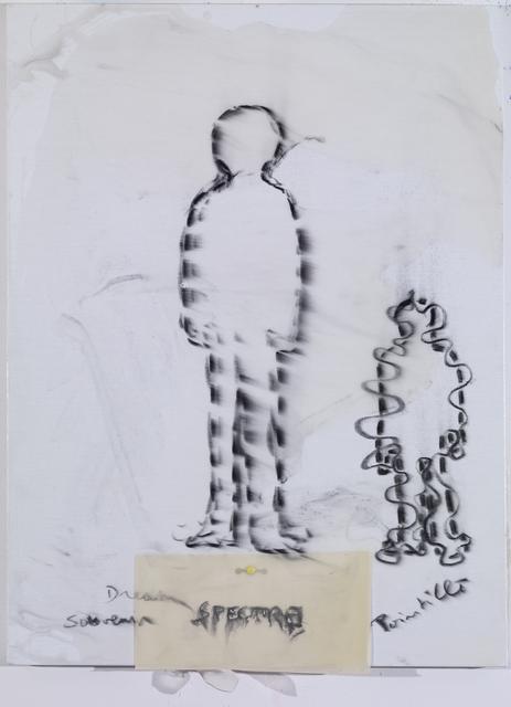 , 'Cousu,' 2014, Galerie Nathalie Obadia