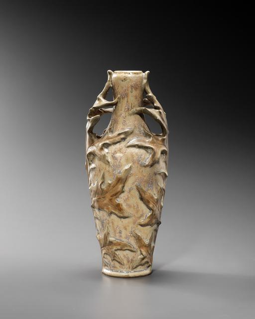 """, 'Art Nouveau """"Thistle"""" Vase,' 1897, Galerie Didier Luttenbacher"""