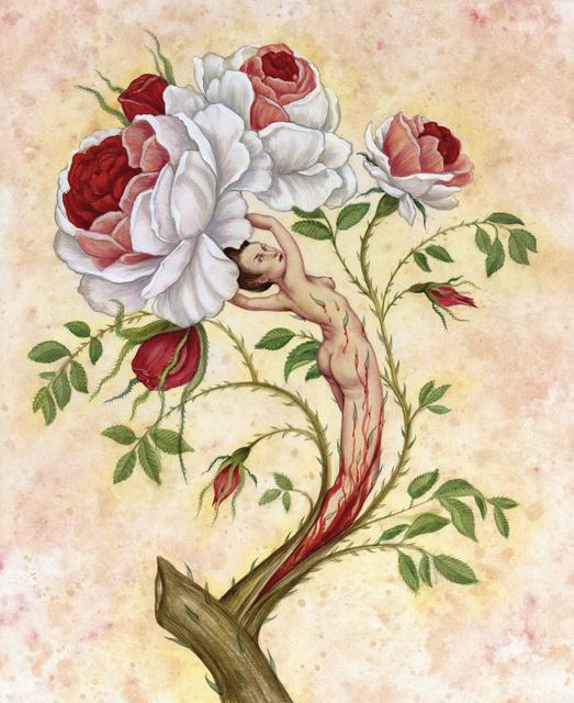 , 'Rose,' , Ro2 Art