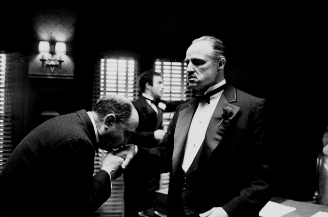 , 'The Godfather, Homage,' 1971, Atlas Gallery