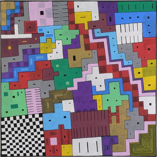 , 'Game Theory,' 2018, McKenzie Fine Art