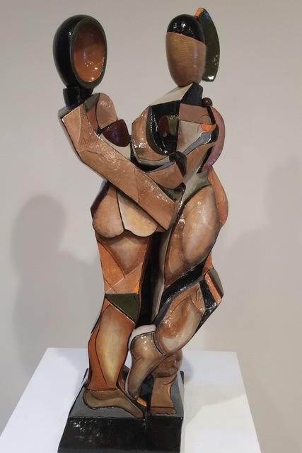 , 'The lovers,' 2018, Maria Elena Kravetz