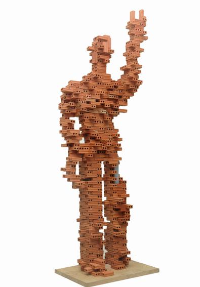 , 'Hombre de Medellín ,' 2007, Galería Heinrich Ehrhardt