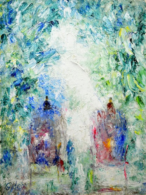 , 'TWO COACHES,' , Venvi Art Gallery