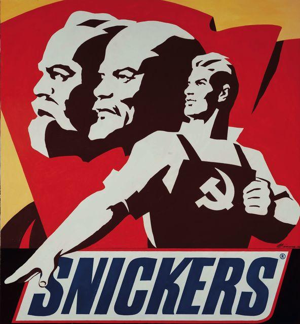 , 'Snickers,' 1999, Galerie Gmurzynska