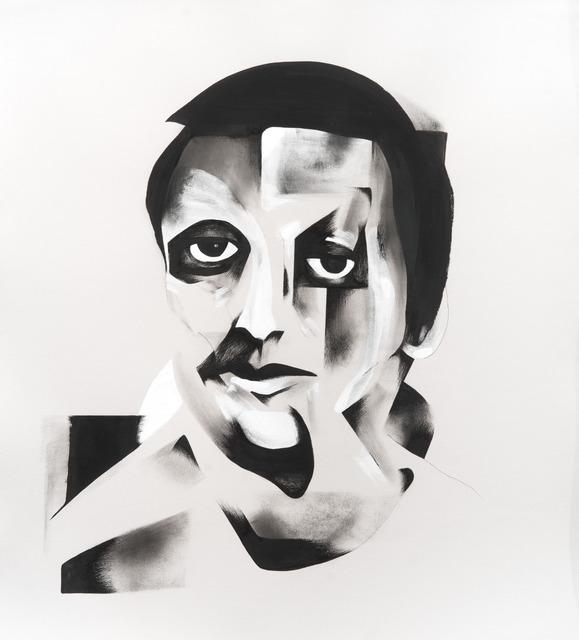 , 'Untitled Portrait II,' 2012, Moskowitz Bayse