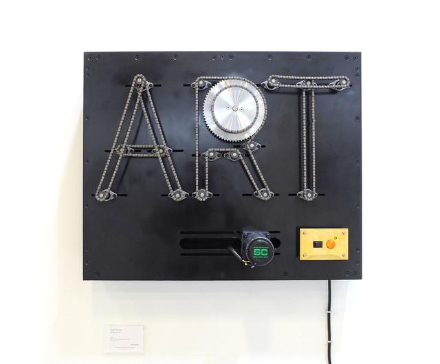 , 'ART Machine #2,' 2016, Tezukayama Gallery