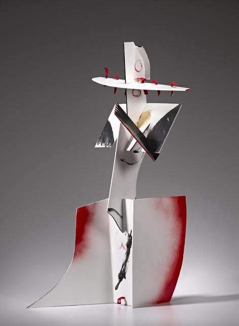 , 'Striding Figure,' 2004, Malin Gallery