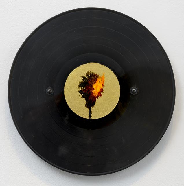 Robert Ginder, 'Vinyl', 2017, Lora Schlesinger Gallery