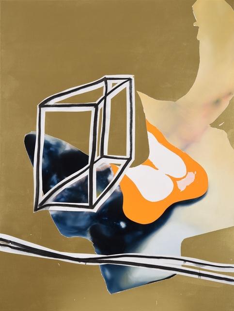 Volo Bevza, 'Metamorphose III', 2018, Painting, Oil on canvas, Galerie Crone