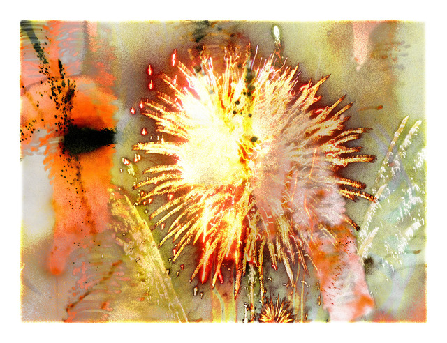 , 'fire / works #3,' , Exhibit No. 9
