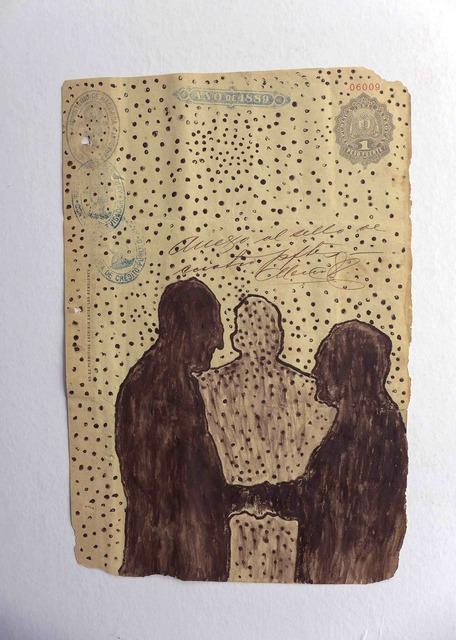 , 'Arete Gua'u,' 2015, Mor Charpentier